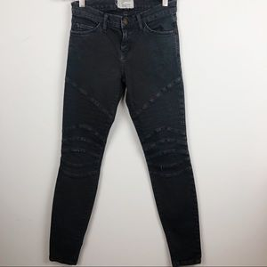 CURRENT ELLIOTT GRAY SKINNY JEANS SZ 26